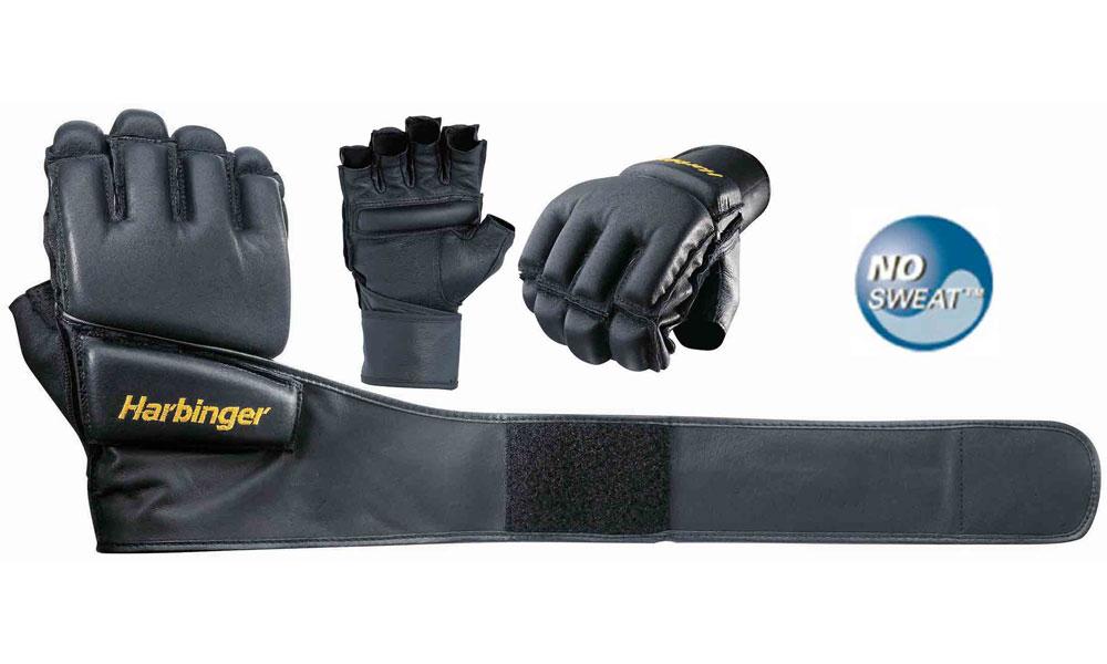 Harbinger WristWrap Bag Gloves