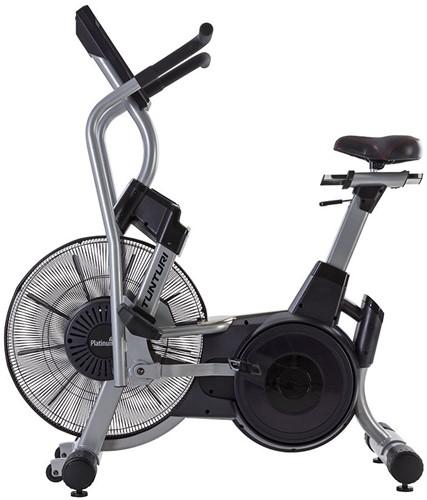 Tunturi Platinum Air Bike Hometrainer - Gratis montage