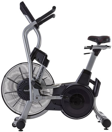 Tunturi Platinum Air Bike Hometrainer - Gratis trainingsschema