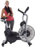 Tunturi Platinum Air Bike Hometrainer sfeerfoto 2