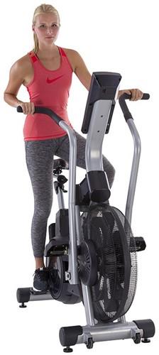 Tunturi Platinum Air Bike Hometrainer sfeerfoto 3