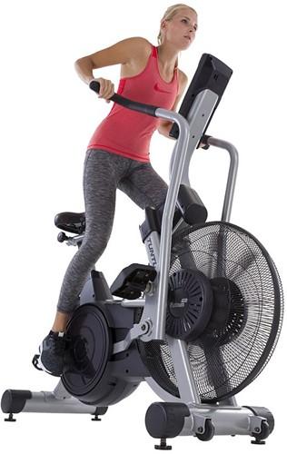 Tunturi Platinum Air Bike Hometrainer sfeerfoto 4