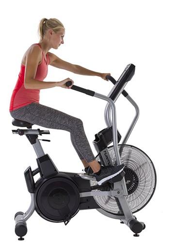 Tunturi Platinum Air Bike Hometrainer sfeerfoto 5