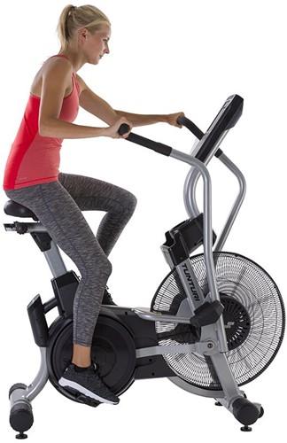 Tunturi Platinum Air Bike Hometrainer sfeerfoto 6