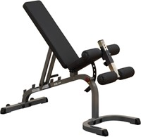Body-Solid Flat Incline/Decline Bank