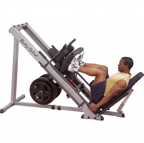 Body-Solid Leg Press & Hack Squat