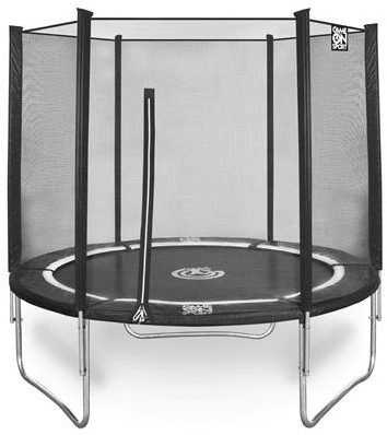 Game On Sport Trampoline Jumpline - 305 cm - Zwart