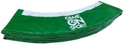 Game On Sport Trampolinerand - 244 cm - Groen