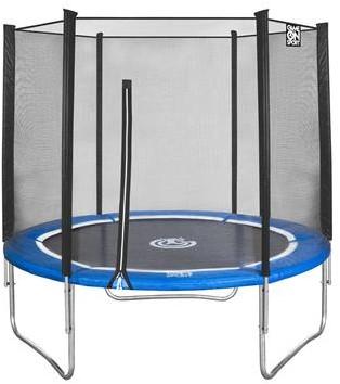Game on Sport Trampoline Jumpline - 183 cm - Blauw