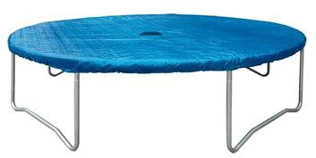 Game On Sport Trampolinehoes - 396 cm - Blauw