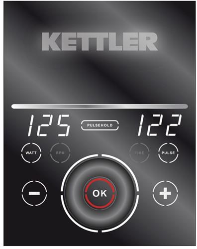 Kettler Racer RS Spinningfiets - Inclusief Kettler World Tours 2.0 - Gratis montage-2