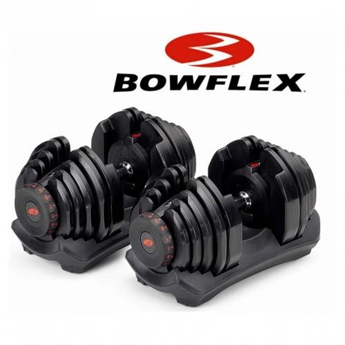 Bowflex 552i Selecttech Dumbbellset 23.8 kg - Tweedekans
