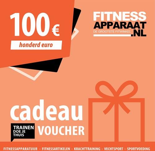 Fitnessapparaat Cadeaubon - 100 euro