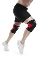 rehband rx line knee support red