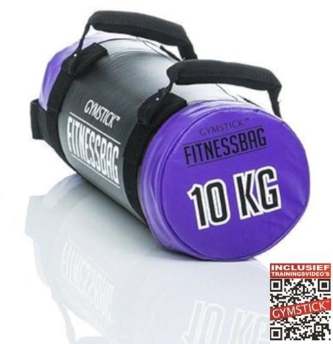 Gymstick Fitness Bag - Powerbag - Met Online Trainingsvideo's - 10 kg
