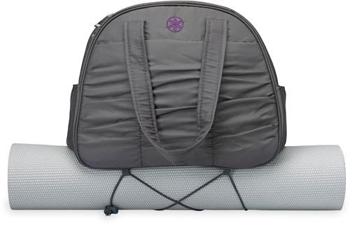 Gaiam Metro Gym Bag Sporttas - Charcoal
