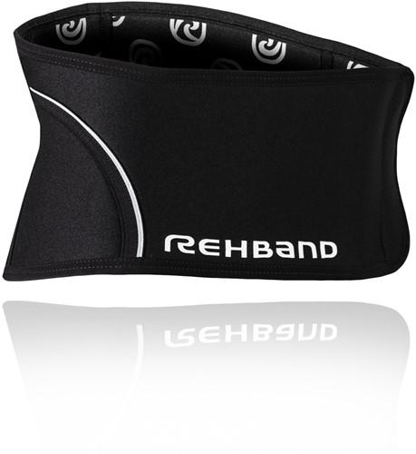 Rehband QD Rugbrace - 5 mm - Zwart