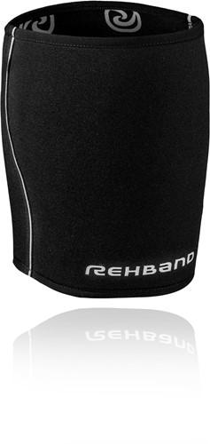 Rehband QD Dijbeenbrace - 3 mm - Zwart