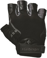 Harbinger Pro - Wash & Dry 2 Fitness Handschoenen - Black-1