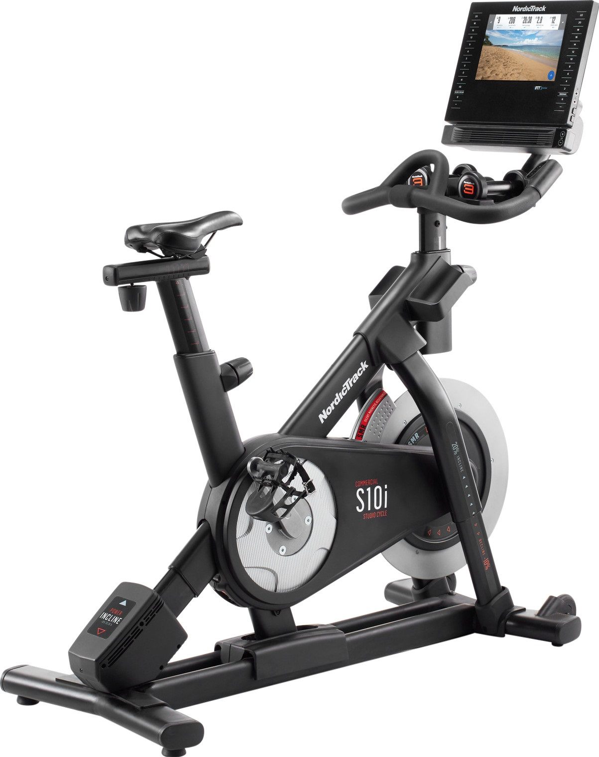 NordicTrack Commercial S10i Cycle Spinningfiets - Gratis trainingsschema