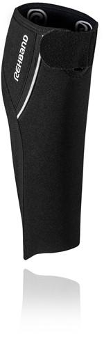 Rehband QD Kuit en Scheenbeschermer - 5 mm - Zwart