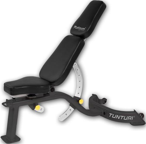 Tunturi Platinum Adjustable Bench Trainingsbank / Fitnessbank