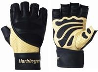 Harbinger 1205 Big Grip Wristwrap gloves-S-1