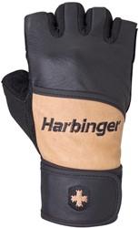 Harbinger Classic WristWrap Fitness handschoenen Natural