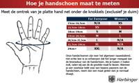 Harbinger Classic WristWrap Fitness handschoenen Natural -XXL-2