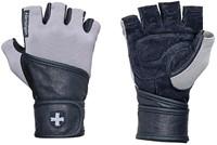 Harbinger Classic Wristwrap Open Finger Fitnesshandschoenen-1