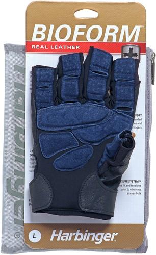 Harbinger BioForm - Black/Blue-2
