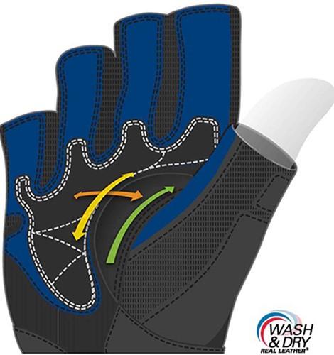 Harbinger BioFlex Gloves-3