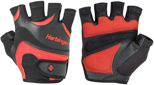 Harbinger FlexFit Wash&Dry Black/Red
