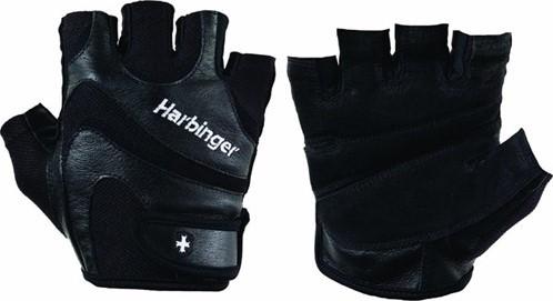 Harbinger Flex Fit Wash&Dry Fitness Handschoenen Black - XL