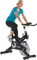 tunturi platinum sprinter pro spinbike model woman