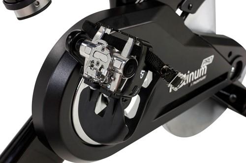 tunturi platinum pro spinbike vliegwiel
