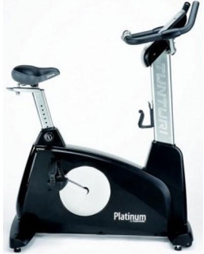 Tunturi Upright Bike Platinum PRO Hometrainer - Gratis montage