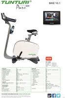 Tunturi Pure Bike 10.1 - Hometrainer - Gratis montage-2