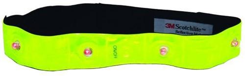 Tunturi LED safety armband-3