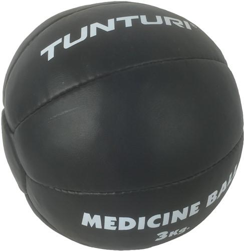 Tunturi Medicijnbal Zwart-3