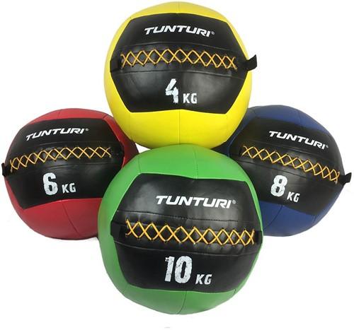 Tunturi Wall Balls - 4 kg-2