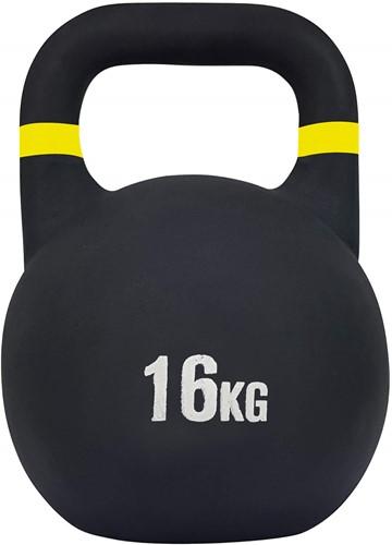 Tunturi Competition Kettlebell - 16 kg