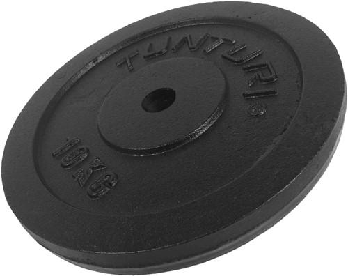 Tunturi Gietijzer schijf 10 kg (30 mm)