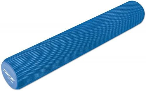 Tunturi Yoga Massage Roller - 90 cm - Blauw