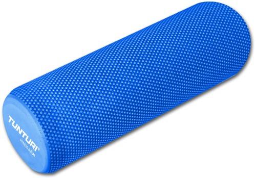 Tunturi Yoga Massage Roller - 40 cm - Blauw