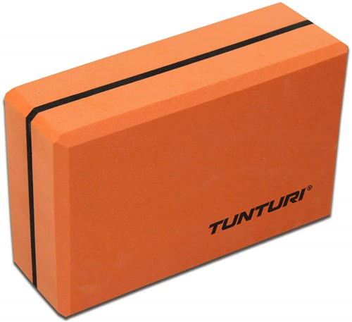Tunturi Yoga Blok - Oranje