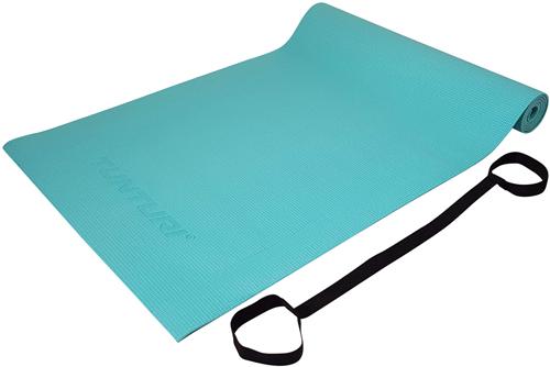 Tunturi PVC Yogamat - Fitnessmat - 182 x 61 x 0,4 cm