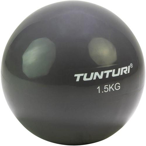 Tunturi Yoga Toningbal - Yoga bal - Fitnessbal - Antraciet