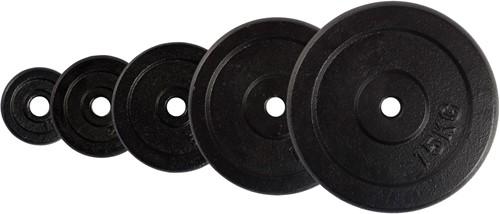 VirtuFit Gietijzeren Set 90 kg