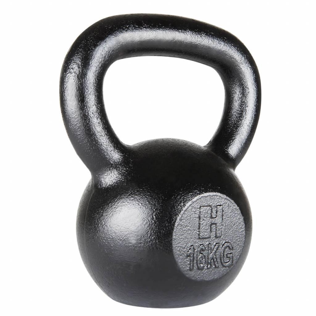 Hammer Kettlebell - Gietijzer - 16 kg